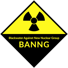 Blackwater Against New Nuclear Group